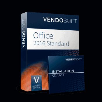 Microsoft Office 2016 Standard used