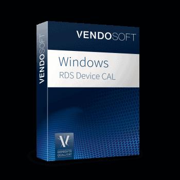 Microsoft Windows Server 2016 RDS Device CAL used