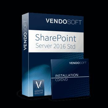 Microsoft SharePoint Server 2016 Standard used