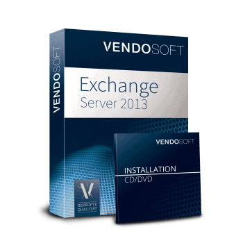 Microsoft Exchange Server 2013 Enterprise used