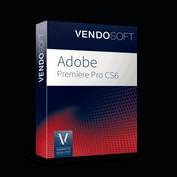 Adobe Premiere Pro CS6 used (EN)