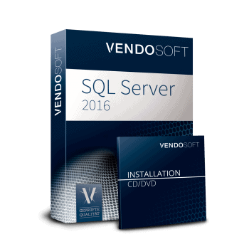 Microsoft SQL Server 2016 Standard CORE used