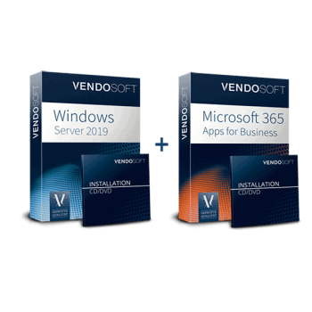 Hybride Cloud: Microsoft 365 Apps for Business & Windows Server (gebraucht)